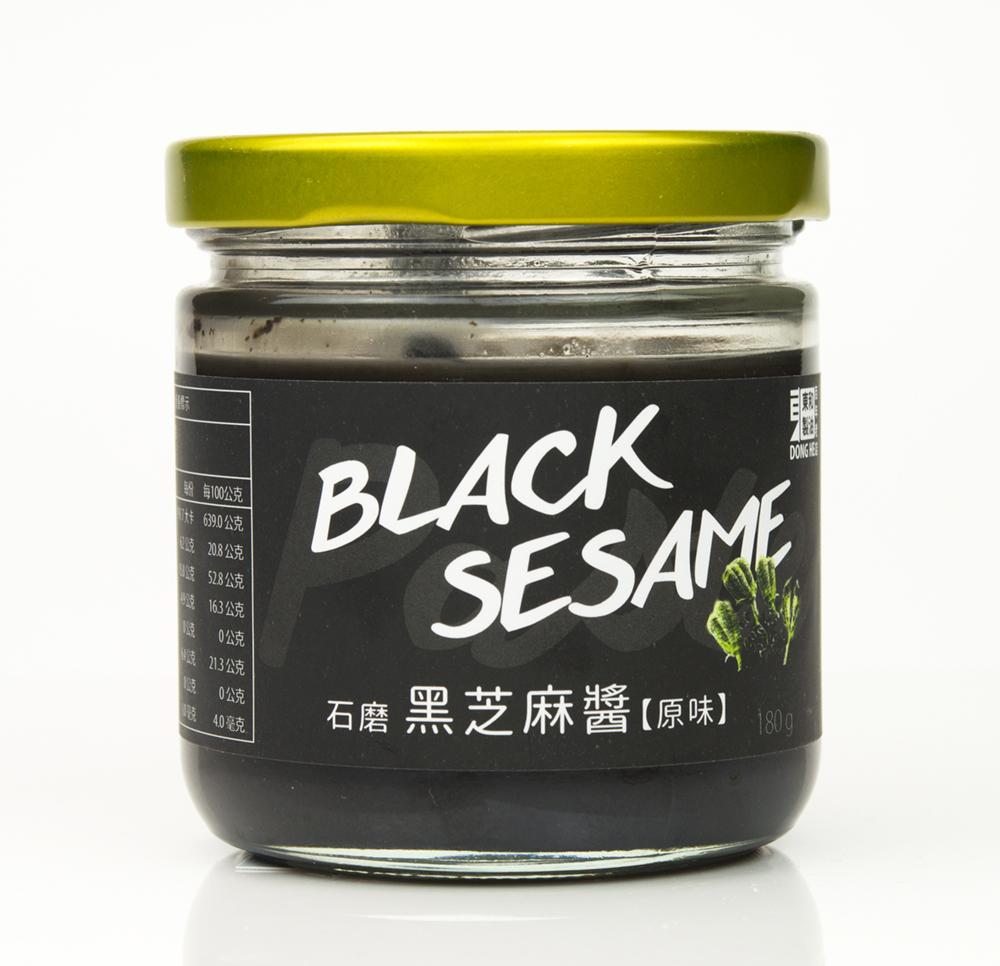 臺灣百年老店-東和製油廠-  石磨黑芝麻醬 SGS檢驗報告